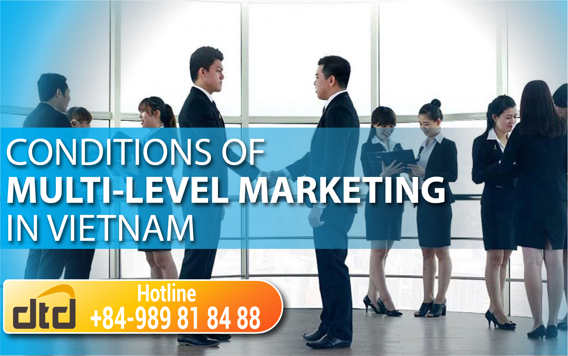 CONDITIONS OF MULTI-LEVEL MARKETING IN VIETNAM